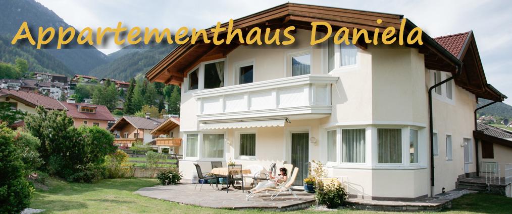 Appartementhaus Daniela im Stubaital